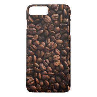 Coffee Beans Texture iPhone 7 Plus Case