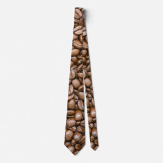 Coffee beans tie