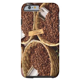Coffee Beans Tough iPhone 6 Case