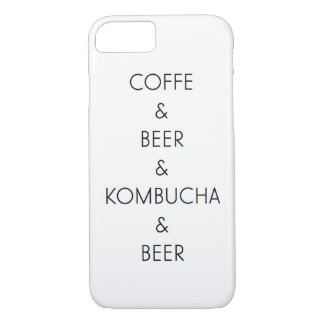 Coffee, Beer, Kombucha Case