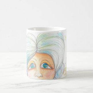 Coffee Blond Lola Magic Mug