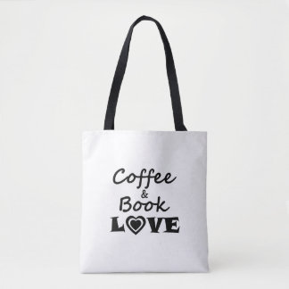 Coffee & Book Love Bag
