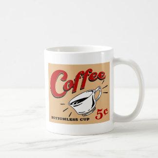 Coffee Bottomless Cup Coffee Mugs