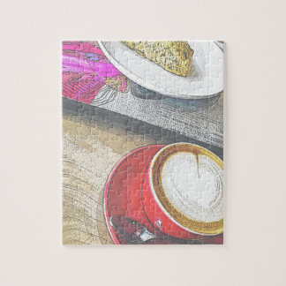 Coffee Break Collection Jigsaw Puzzle