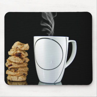 Coffee Break Mouse Pad