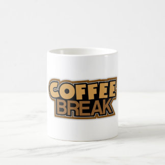 'Coffee Break' Mug