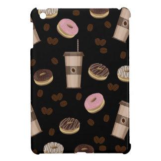 Coffee break pattern case for the iPad mini