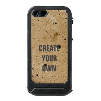 Coffee Bubbles Create Your Own Incipio ATLAS ID™ iPhone 5 Case