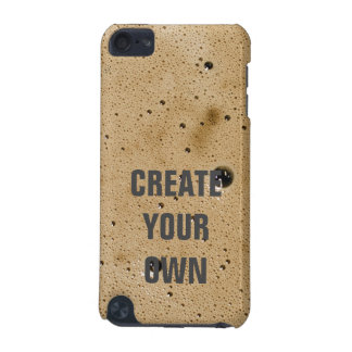 Coffee Bubbles Create Your Own iPod Touch (5th Generation) Cover