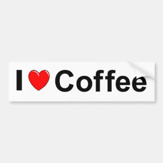 Coffee Bumper Sticker