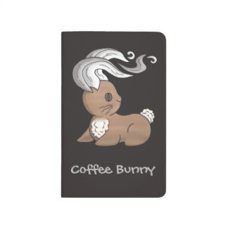 Coffee Bunny Journal