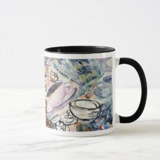 Coffee Bureau Mug