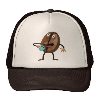 Coffee Buzz Trucker Hat