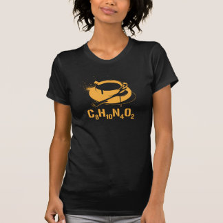 Coffee C8H10N4O2 T-Shirt
