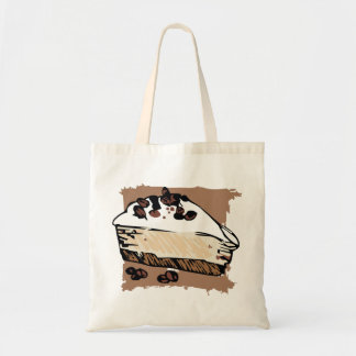 Coffee Cake Budget Tote Bag