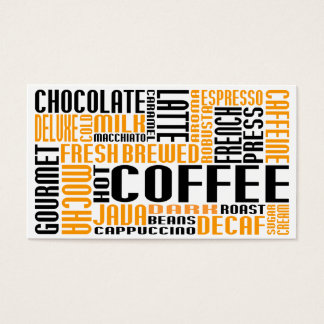 coffee (chitChat) Business Card