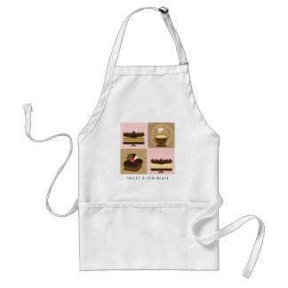Coffee & Chocolate Apron