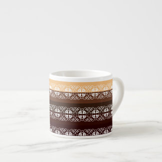 Coffee & Chocolate Espresso Cup