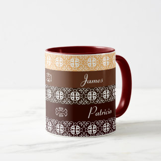 Coffee & Chocolate Mug