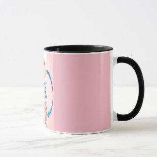COFFEE COLON RINSE REPEAT MUG