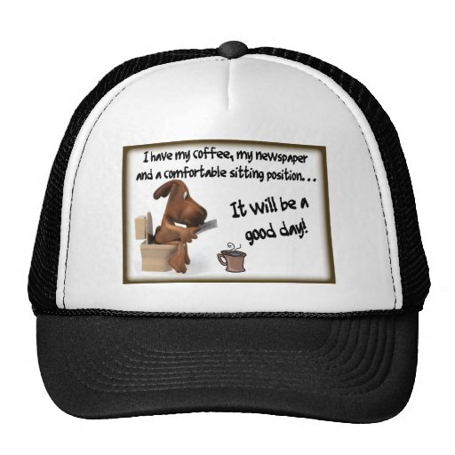 Coffee Comfort Hats