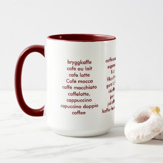 Coffee Connoisseur Mug