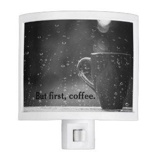 Coffee Connoisseur's Kitchen Night Light