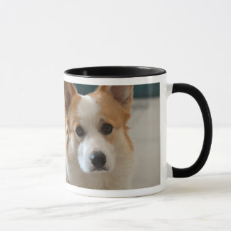 Coffee Corgi Mug