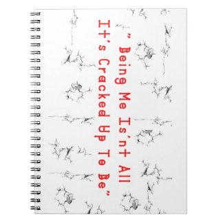 Coffee crack 2 notebook