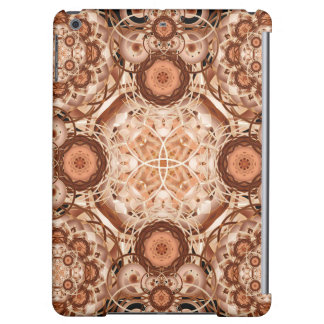Coffee & Cream Mandala iPad Air Case