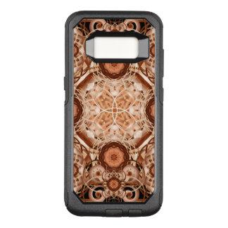 Coffee & Cream Mandala OtterBox Commuter Samsung Galaxy S8 Case