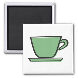 Coffee Cup 1 Magnet