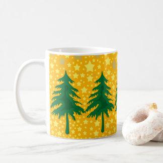 Coffee cup Christmas season