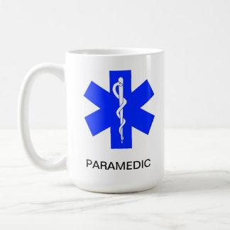 Coffee Cup for Paramedics Basic White Mug