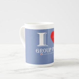 Coffee Cup I Love Group Play