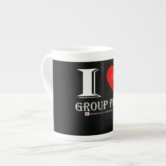 Coffee Cup I Love Group Play