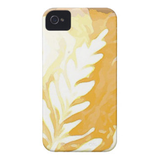 Coffee cup Leaves of Cream Case-Mate iPhone 4 Case