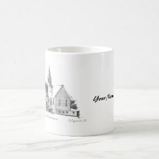Coffee Cup McCaysville Methodist Church