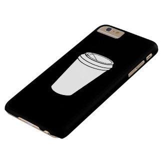 Coffee Cup (Paper To-Go) Barely There iPhone 6 Plus Case
