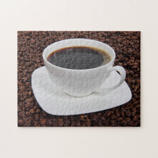 Coffee Cup Roast Delight Puzzle