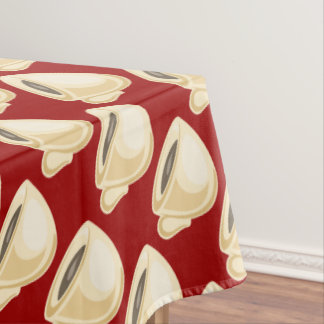 Coffee cup tablecloth