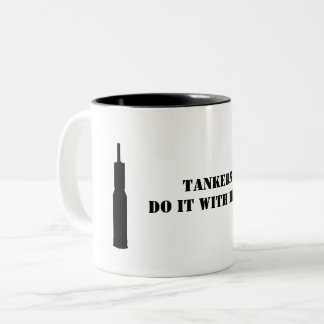 Coffee Cup : Tankers Do It with HEAT