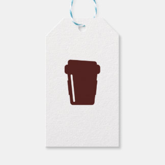 Coffee Cup To go Gift Tags