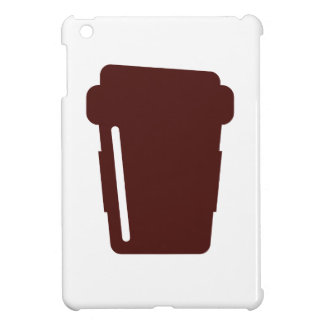 Coffee Cup To go iPad Mini Cover