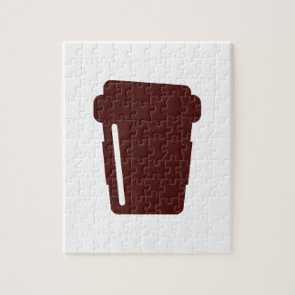 Coffee Cup To go Puzzles