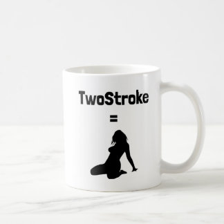 Coffee cup (TwoStroke=Woman)
