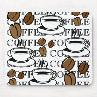 Coffee Cups Mousepad