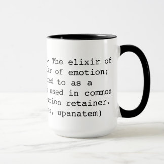 Coffee..defined! Mug