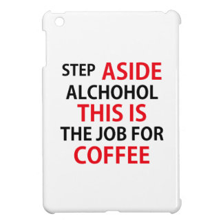 COFFEE DESIGN iPad MINI COVERS