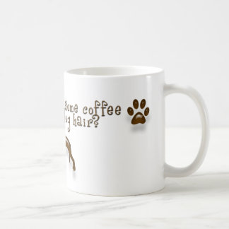 Coffee Dog Hair Mug